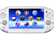 Crystal White Vita Announced for Japan