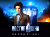 Doctor Who: The Eternity Clock Turns Back Time on 23rd May