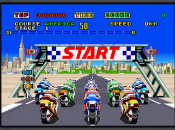 Super Hang-On Races onto PlayStation Network Next Week