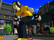 Tag Your Screen with New Jet Set Radio Trailer