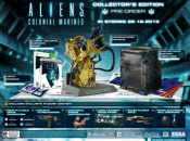 Aliens: Colonial Marines Collector's Edition Stalks PS3