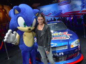 Danica Patrick is in Sonic & All-Stars Racing Transformed