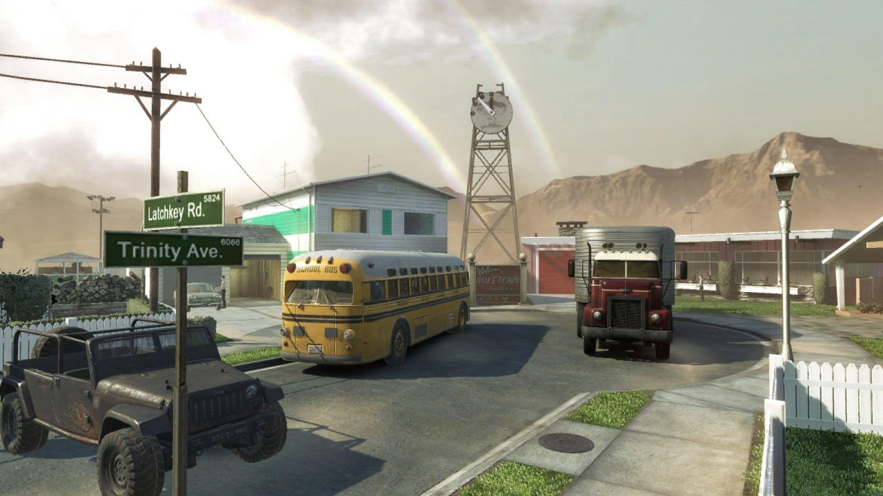 Nuketown Explodes Into Call Of Duty: Black Ops 2