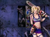 Watch This Bonkers Lollipop Chainsaw Launch Trailer