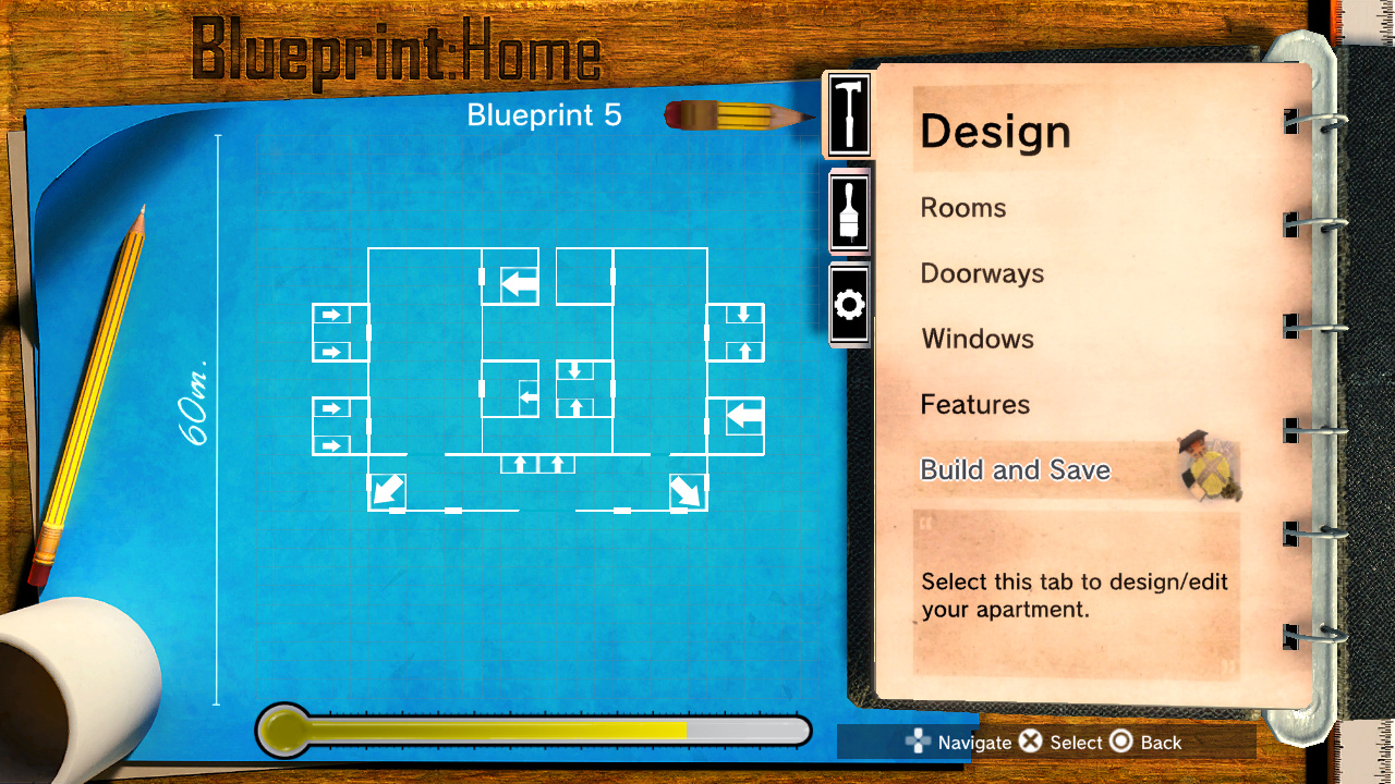 Blueprint lets you design your own home apartment push for Design your home