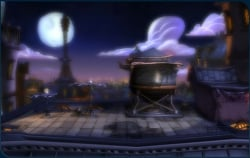 Paris - Sly Cooper