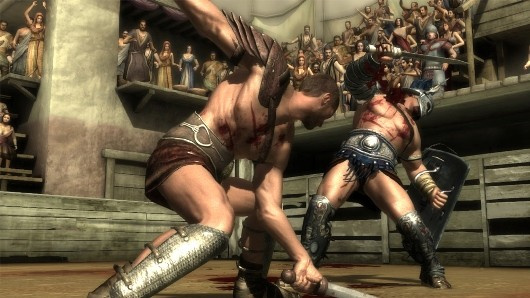 spartacus game ps3 review