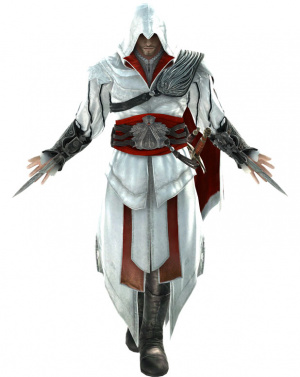 Ezio's appearance didn't help reel in the punters...