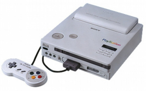 The PlayStation as it almost was - the Sony/Nintendo collaboration would have played SNES games as well as CD titles