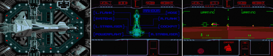 Atari ST and Amiga title Matrix Marauders would provide the design for WipEout's ships