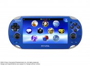 PlayStation Vita Gets Colourful New Models in Japan
