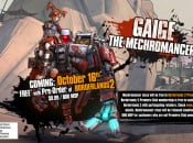 The Mechromancer Targets Borderlands 2 in October
