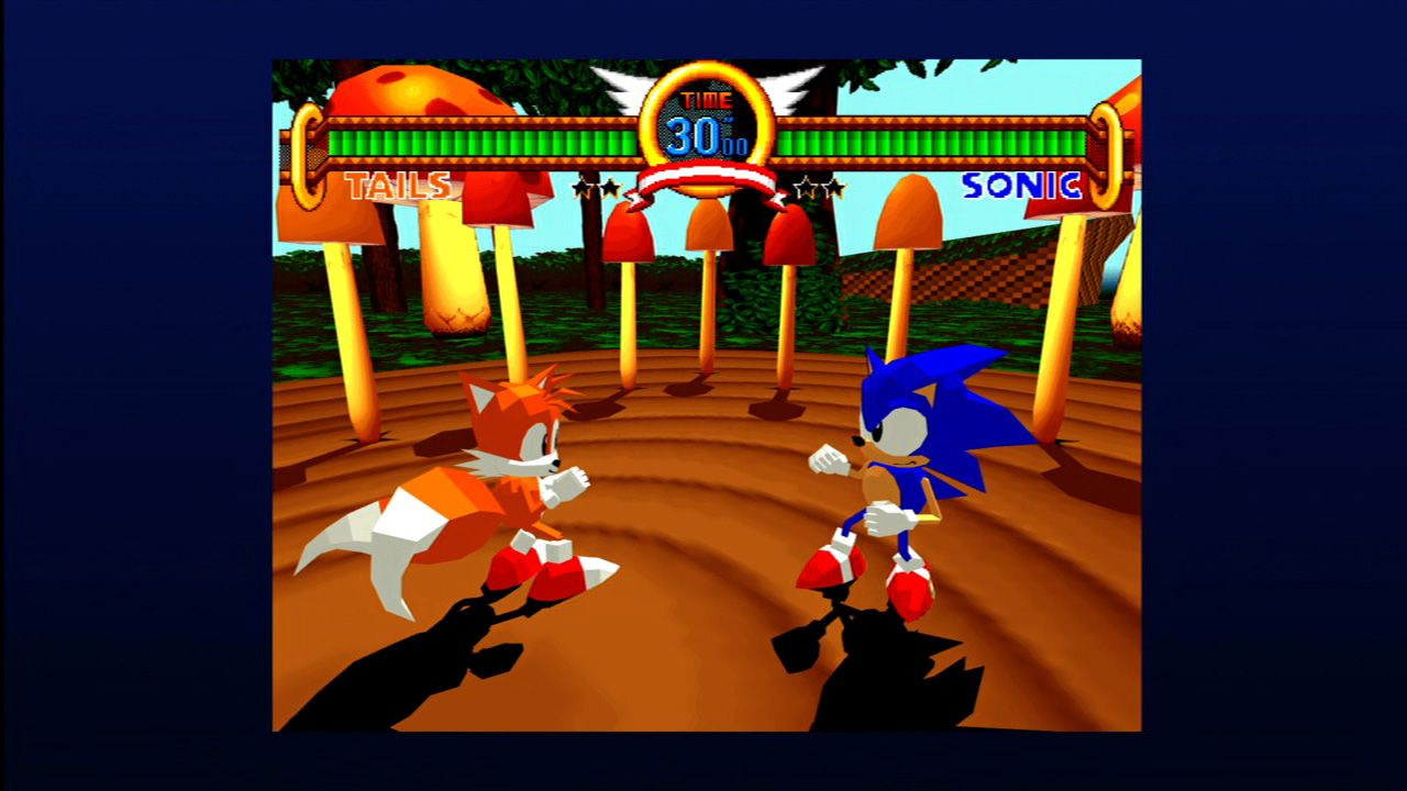 Oh No, Sonic the Fighters Is Releasing Overseas - Push Square