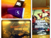 Promotional Items Leak Grand Theft Auto V Screenshots
