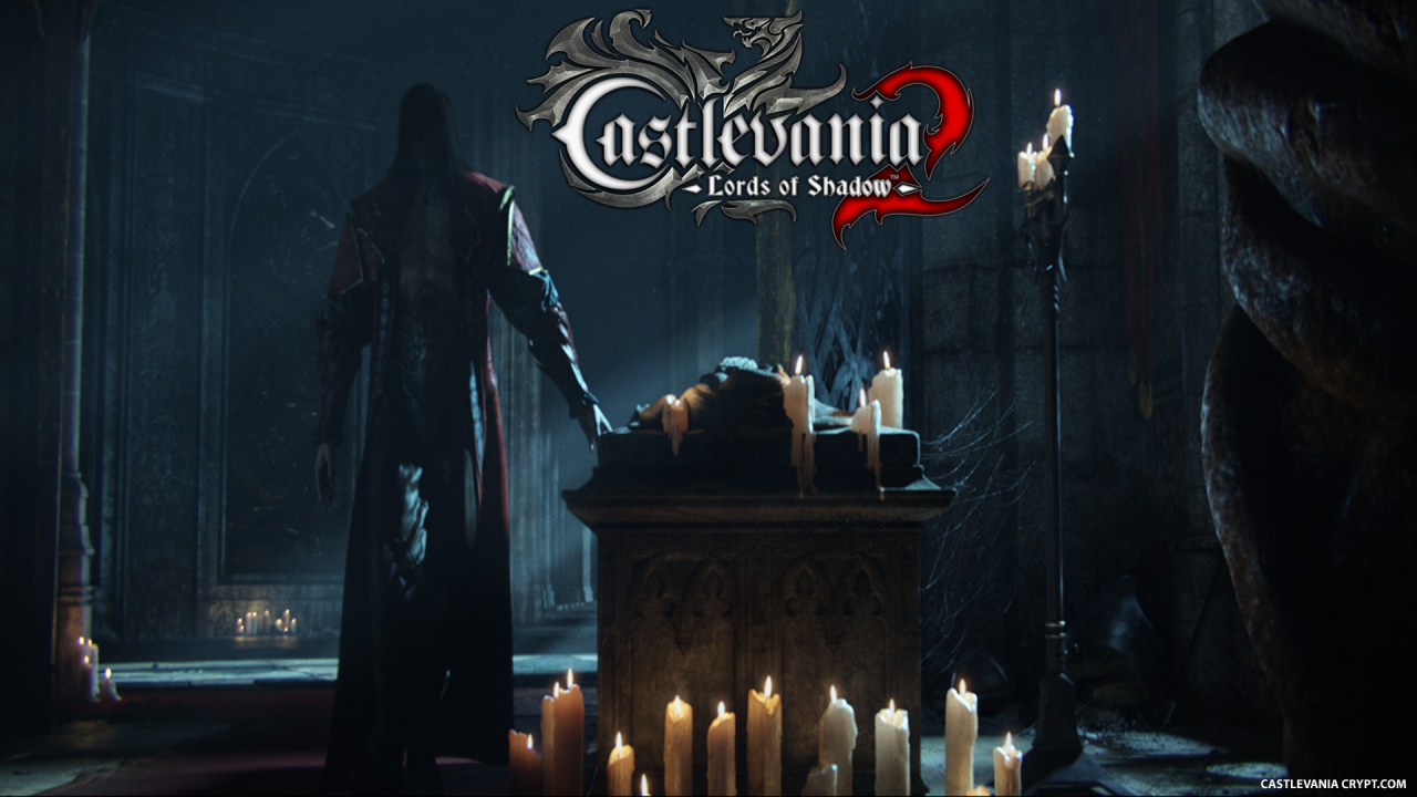castlevania lords of shadow 2 trailer plots its vengeance push square
