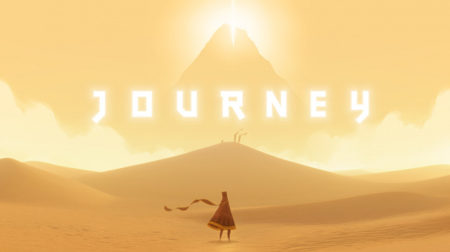 Journey Strolls Away with Ten DICE Award Nominations
