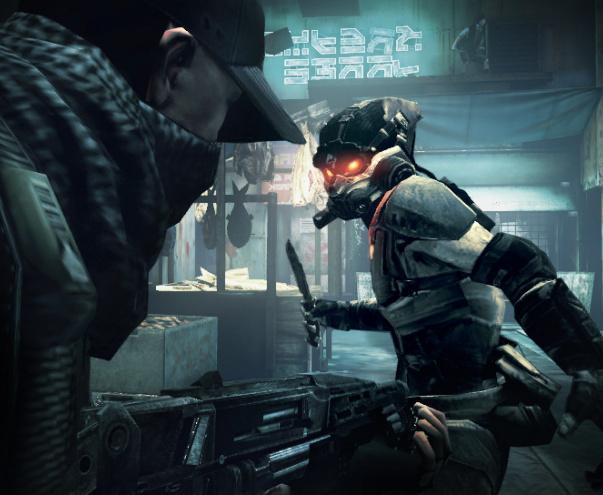 Killzone: Mercenary 2