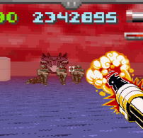 Retro FPS Gun Commando Targets PlayStation Mobile