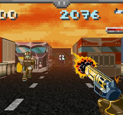 Gun Commando 3