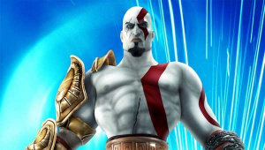 Oh, Kratos is mad