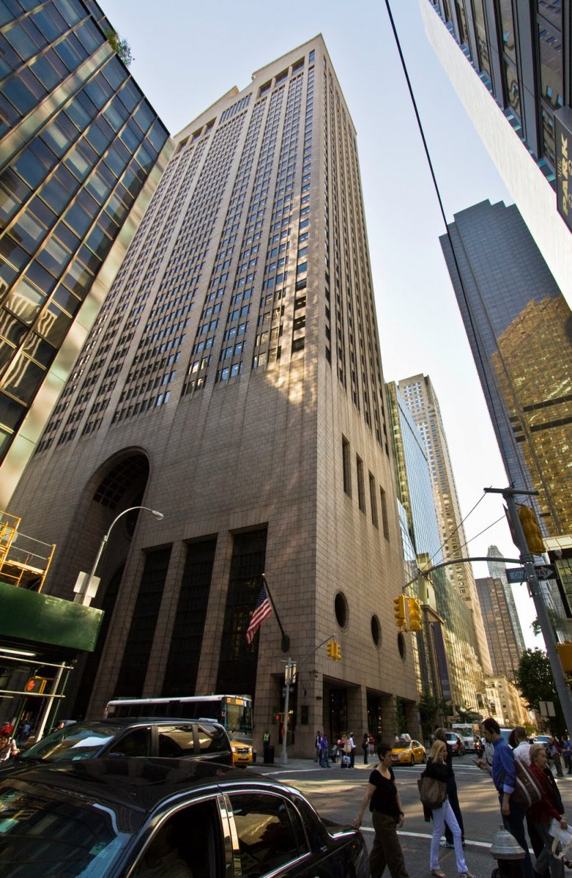 Sony Selling Its New York Headquarters for $1.1 Billion ...