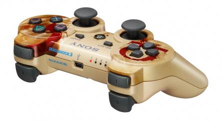 DualShock Gold