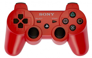 DualShock Red
