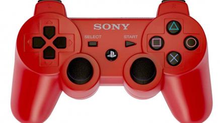 DualShock Red