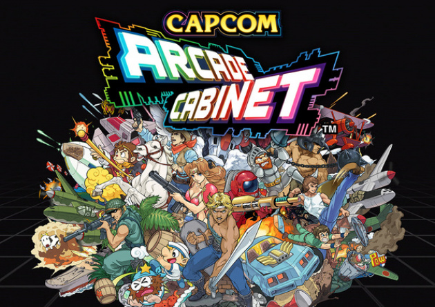Capcom Arcade Cabinet Sucks Your Coins from 19th February