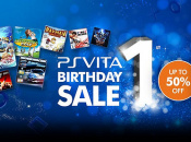 Celebrate PS Vita's Birthday in Style with European Sale
