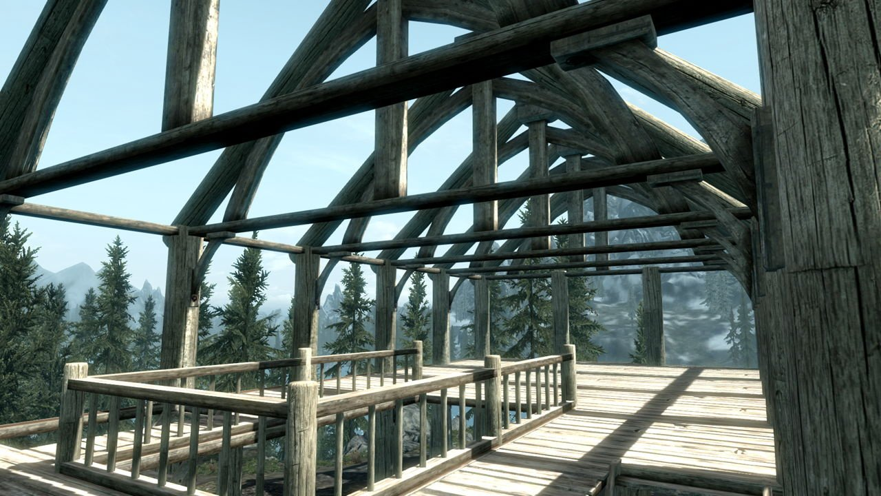 First Impressions Make A House A Home With Skyrim 39 S