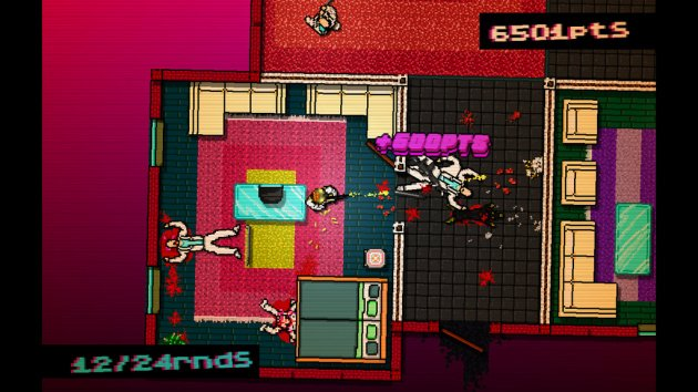 Indie Hit Hotline Miami Dials PlayStation 3 and Vita