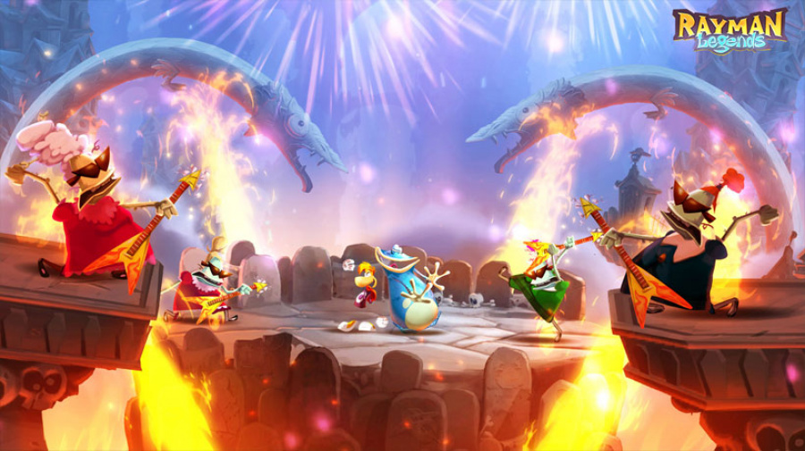 Rayman Legends Leaping onto PlayStation 3 in September