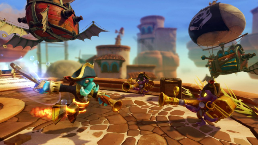 Skylanders Swap Force Goes Mix and Match Mad This Autumn