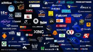 Lots of logos