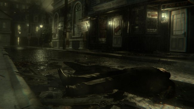 Murdered: Soul Suspect Screenshot