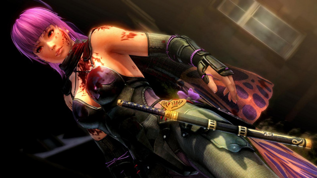 Tecmo Koei Unsheathes Ninja Gaiden 3: Razor's Edge for PS3