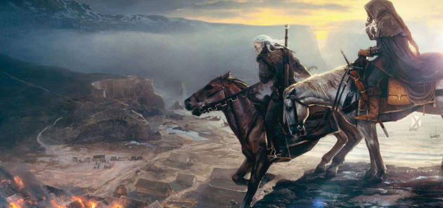The Witcher 3: Wild Hunt Stalks PlayStation 4 in 2014