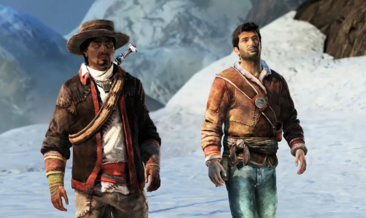 uncharted 2 among thieves ending relationship