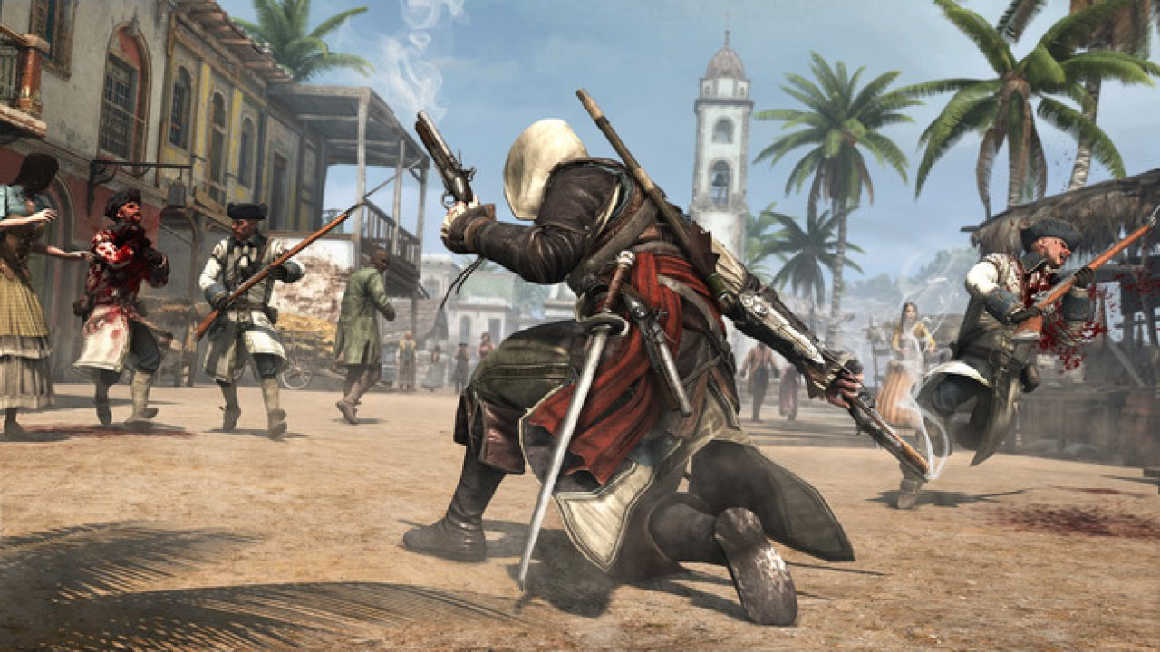 Assassin S Creed Iv Black Flag Team Excited About Ps4 Controller