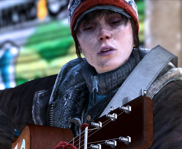 Beyond: Two Souls 4