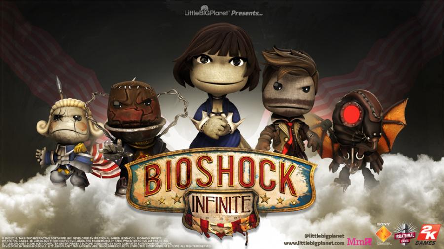 BioShock Infinite LittleBigPlanet
