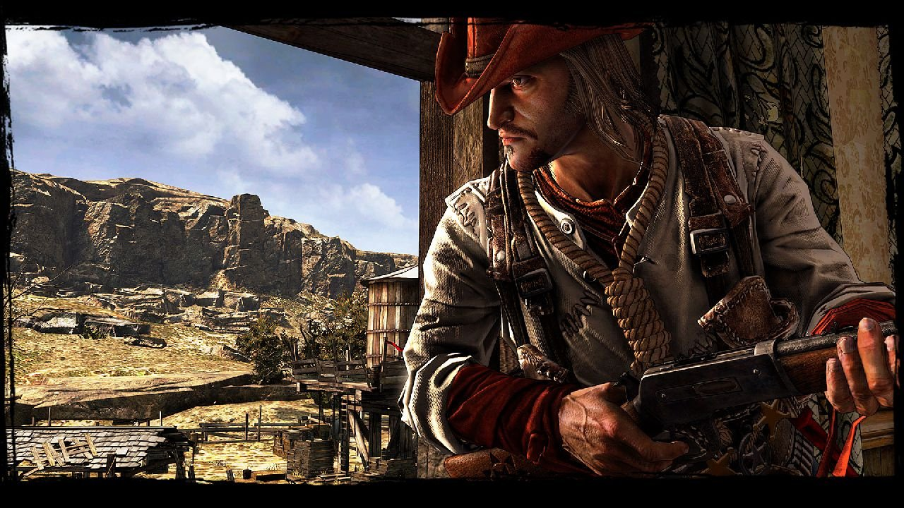 original Call of Juarez Gunslinger RELOADED crackfix
