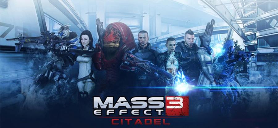 Mass Effect 3: Citadel 1