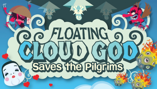 Floating Cloud God Saves the Pilgrims in HD! 1