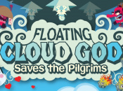 Floating Cloud God Saves the Pilgrims in HD! Soars onto Vita