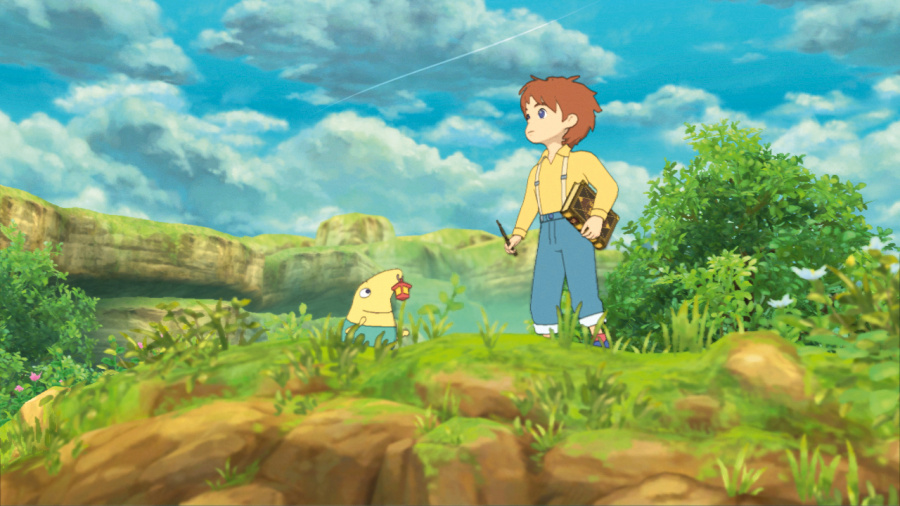 Game of the Month: February 2013 - Ni No Kuni: Wrath of the White Witch