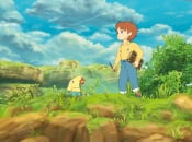 February 2013 - Ni No Kuni: Wrath of the White Witch