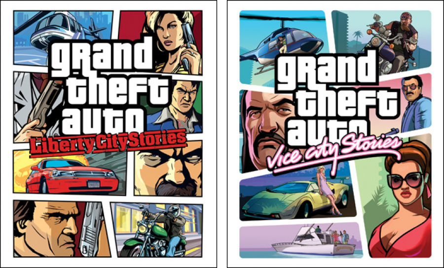 Grand Theft Auto Vice City Stories Liberty City Stories
