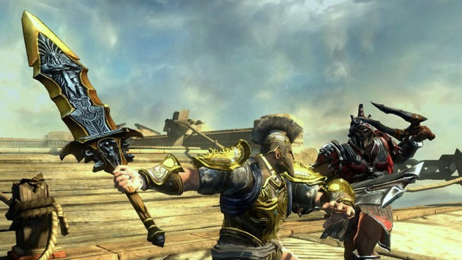 God of War: Ascension 3